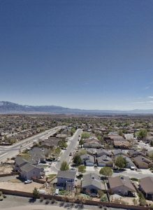 Aerial View of Rio Rancho
